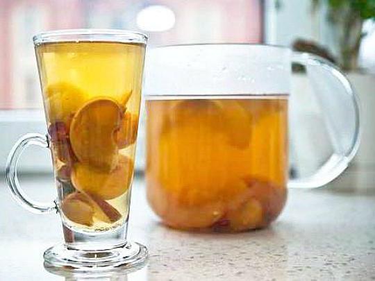 как приготовить компот из яблок рецепты 2