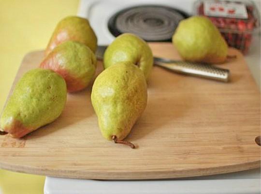 как варить компот из груш рецепты 3