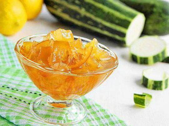 варенье из кабачков с апельсинами и лимонами на зиму 6